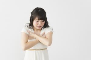 汗で脇のかゆみがひどくなる?皮膚の状態を健康にたもつコツ