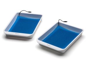 Saalioトレイ、電極板、青マットのセット