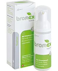 体臭・加齢臭消臭フォーム・ブロメックス フォーマー/化粧品