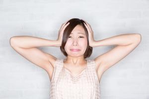 恥ずかしい。。汗で髪の毛が濡れてしまうのを防ぐ方法