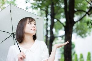 今から実践!<br>梅雨の時期から始める汗対策5