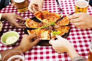 食事をすると汗がふきでるのは代謝がいいから?