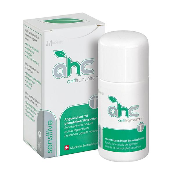 敏感肌におすすめ!植物エキス配合の制汗剤 AHCセンシティブ